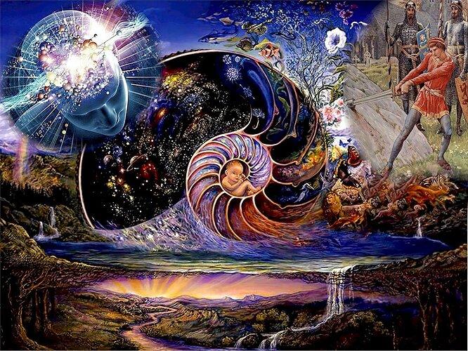 Archaic-Magical-Mythical -Mental-Integral