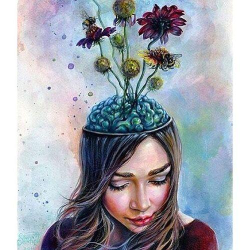 Grow Brain Flowers